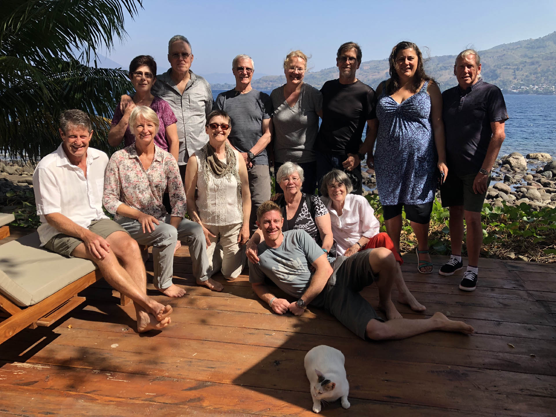 Snorkel Venture guest group photo