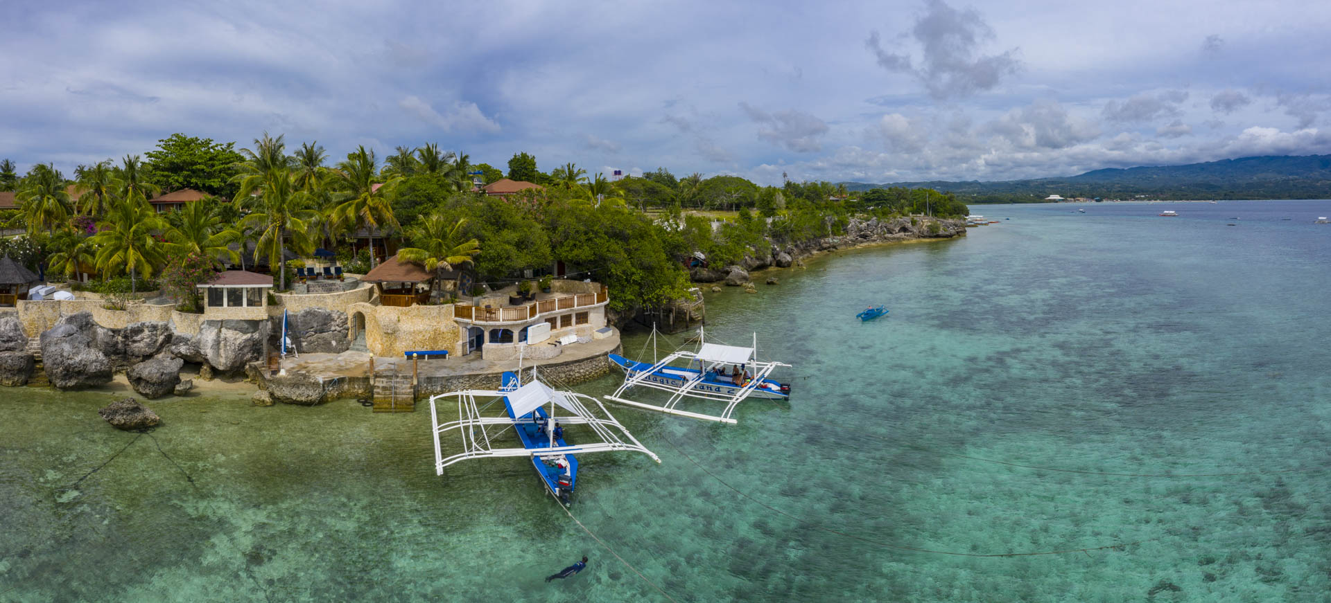 Magic Island Diver Resort