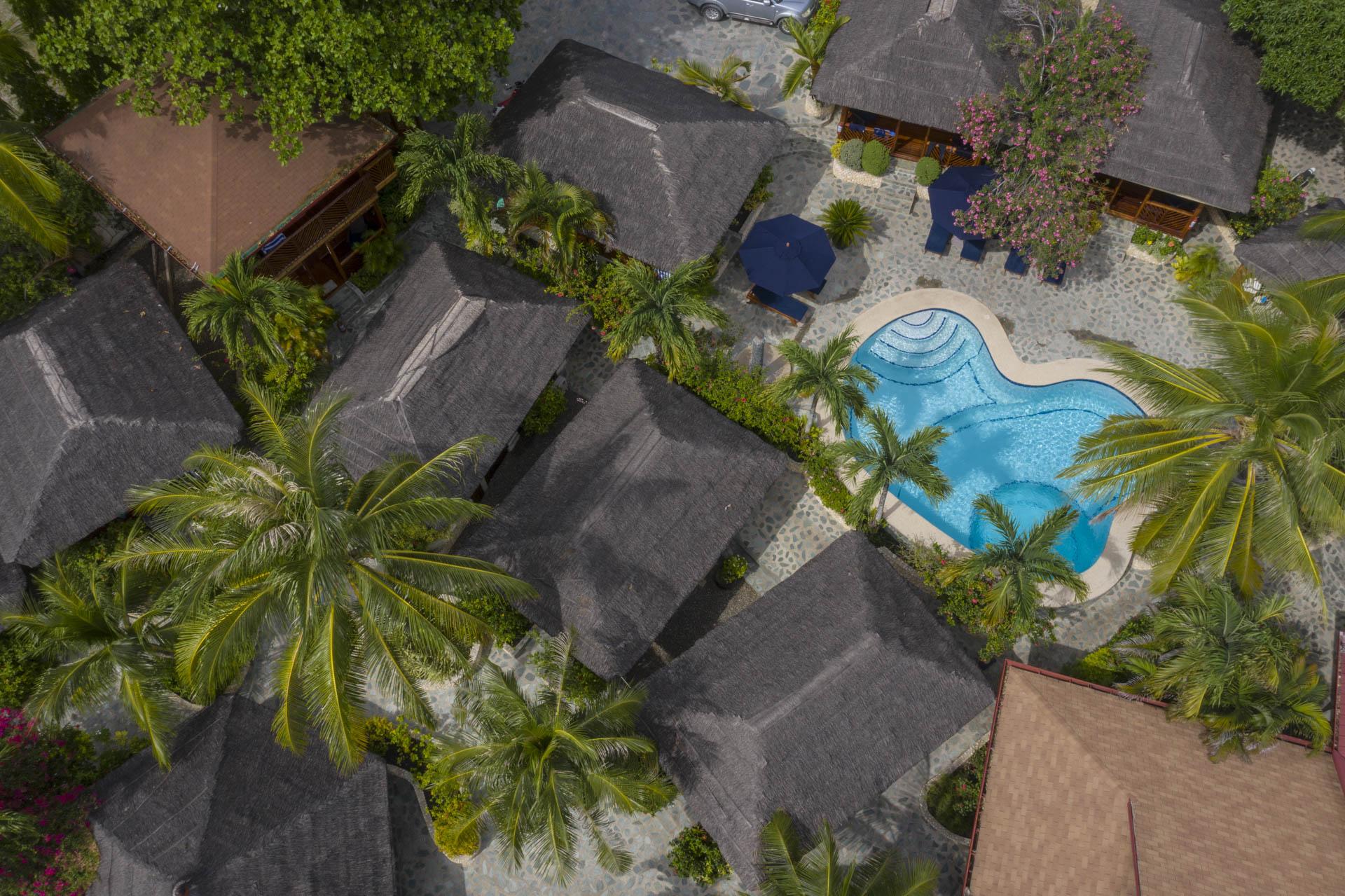 Magic Island Resort Pool