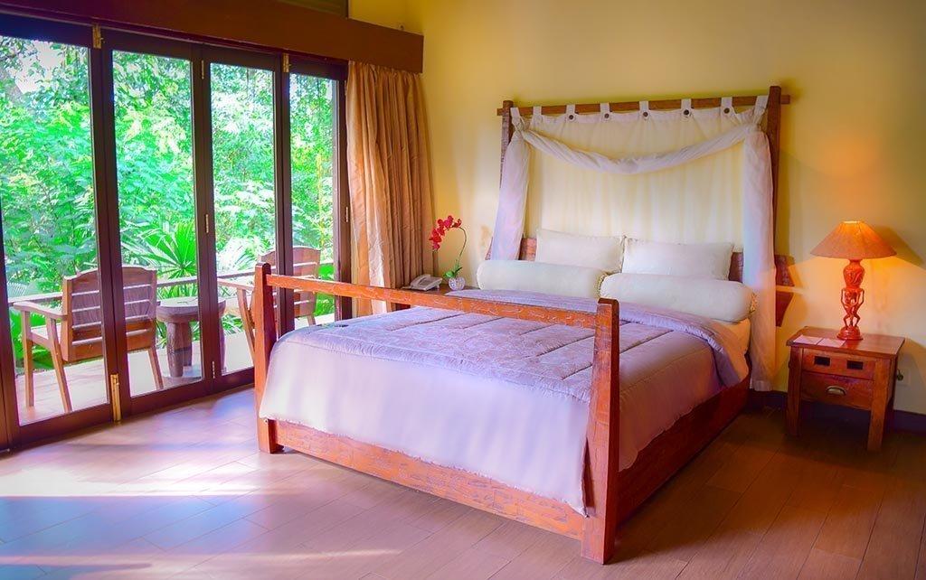 Samboja Lodge room